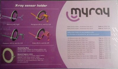 MyRay Sensor Holder pack